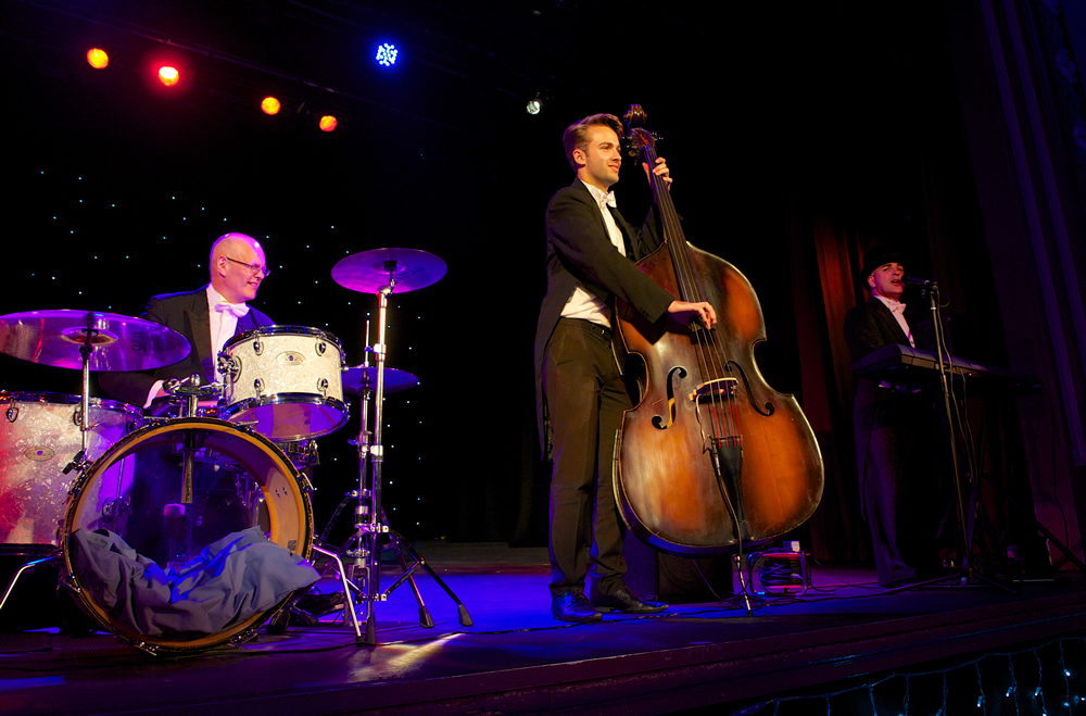The perfect Jazz Band / Swing Band for Weddings, Parties and Corporate Events